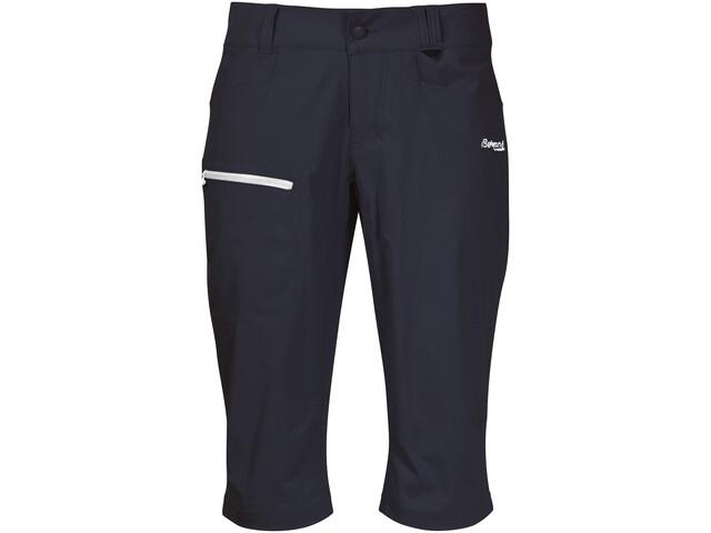 Bergans Utne Pirate - Pantalones cortos Mujer - azul